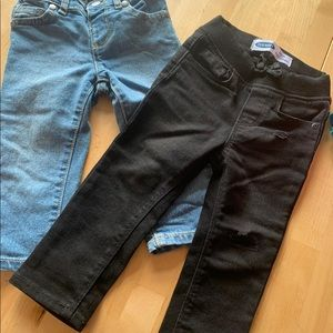 Toddler Jeans (18-24mos) Old Navy & CP